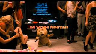 Ted House Party Scene
