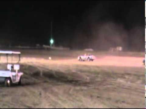 Mechanics Race at Clarke Co. Speedway
