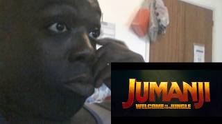Jumanji 2017 Reaction