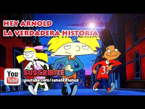 La Verdadera Historia De Hey Arnold / Canal 22 Lanus