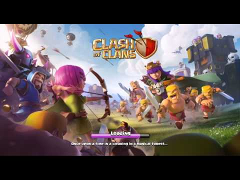 How To Restart On CLASH OF CLANS