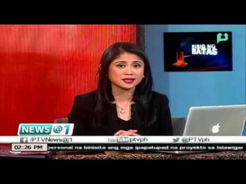 [News@1] Bisig ng Batas: Process ng recognition and divorce decree sa Pilipinas [03|18|16]
