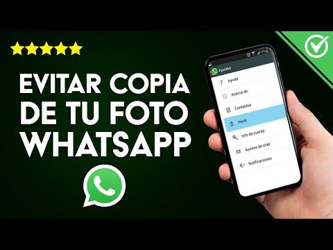 Cómo Evitar que Roben tu Foto de Perfil de WhatsApp con una Marca de Agua o Bloqueándola