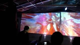 有機派對Organik 014 / Lim Giong 林強 + Vj iouxuan Ending 2011/10/16