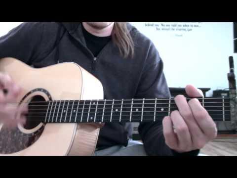 Cours De Guitare - Nous Sommes Les Mêmes - Marc Dupré