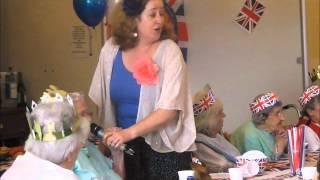 Karen Frances Singer & Entertainer for the Elderly