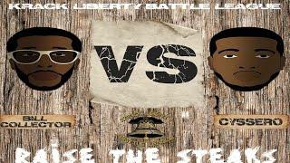 KLBL - 4K Rap Battle - Bill Collector vs Cyssero