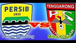 PERSIB VS MITRA KUKAR [2-1] Cuplikan pertandingan dan gol ISC 18/06/2016