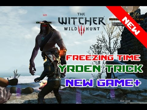 The Witcher 3 Signs All Yrden Upgrades
