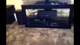 my onkyo ht s5400 home theater system setup