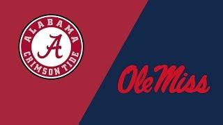 Week 3 2018 #1 Alabama vs Ole Miss Highlights Sep 15 2018