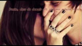 & bitte denk an mich! :(