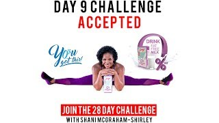 Day 9: Serge 28 Day You Got This Challenge with Shani McGraham Shirley