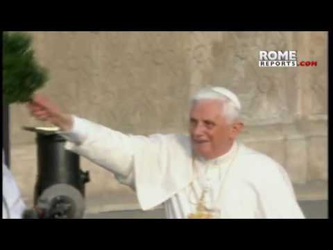 Pope emeritus Benedict XVI turns 92