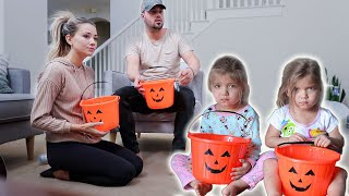 TELLING OUR KIDS WE ATE THEIR HALLOWEEN CANDY! *BAD IDEA*