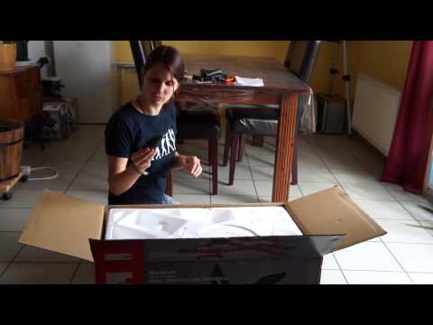 Einhell TH-SM 2131 Unboxing