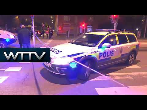 Sweden: Police car explodes in Malmo, one man arrested