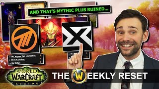 Does Legion End With A Whimper? Is Antorus Too Easy? New 7.3.5 Changes! World Of Warcraft News
