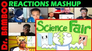 TheOdd1sOut: My Thoughts on the Science Fair REACTIONS MASHUP