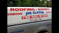 J Slater Roofing Siding Repairs Brick NJ 732 920 9739