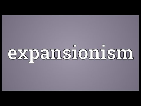 Header of expansionism