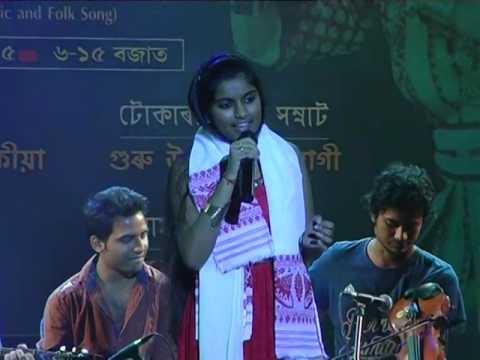 Nahid Afrin Nahor Fula Nritya Natyam  SONG