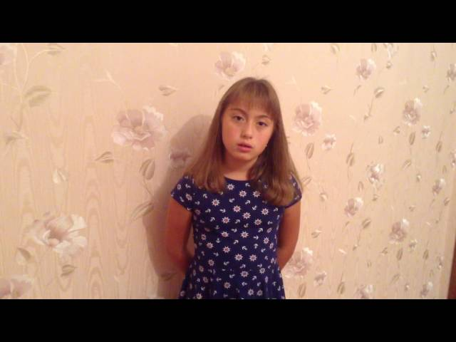 Кристина Дойжа читает произведение «Розы» (Бунин Иван Алексеевич)