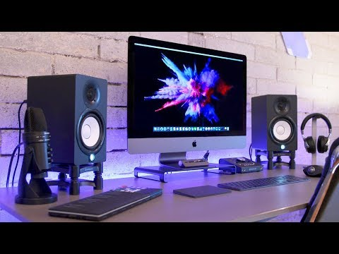 Epic iMac Pro Production Setup Tour!