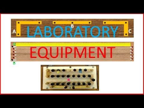 HSC Physics Practical    Basic Laboratory Equipment. Part-02