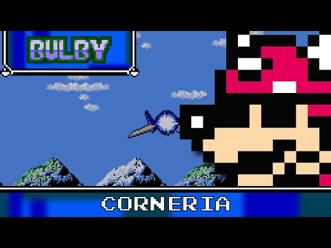 Corneria 8 Bit Remix - Star Fox