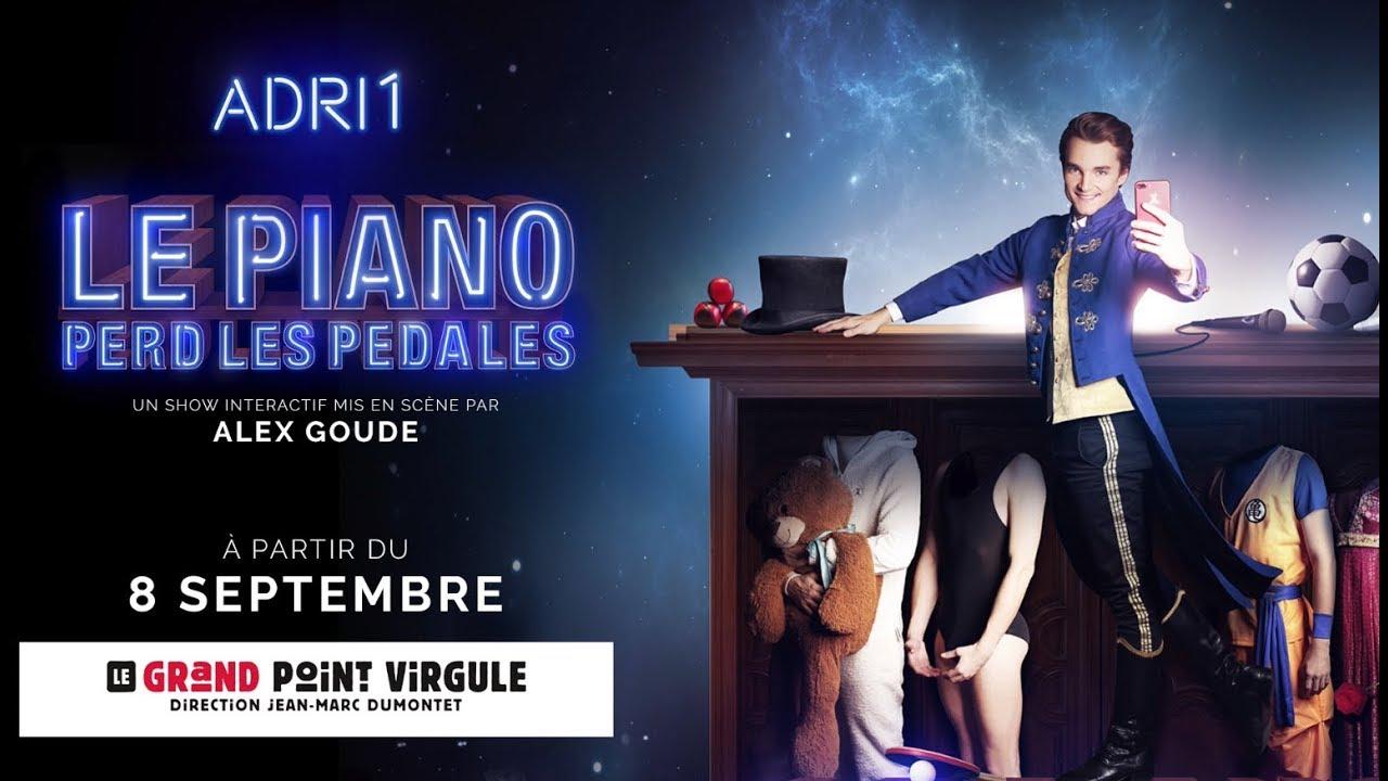 🎩🎈🧸 Le Piano Perd Les Pédales - ADRI1 🎩🎈🧸 Bande Annonce
