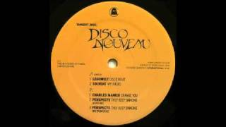 Disco Nouveau 2 of 3 - B2 - Perspects - They Keep Dancing (Nuvo mix)
