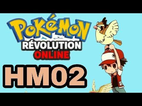 How to get fly HM in pokemon revolution