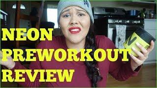 Neon Sport Preworkout Review