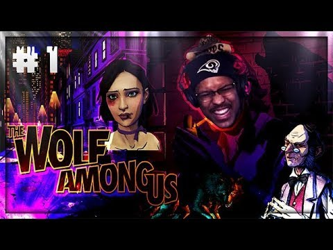 I AM THE WOLF. | The Wolf Among Us #1