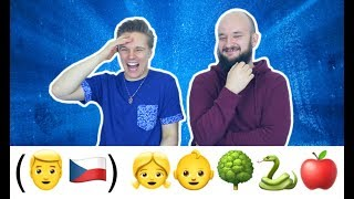 EMOJI BATTLE 13 | HUDBA | DOMINIK PORT