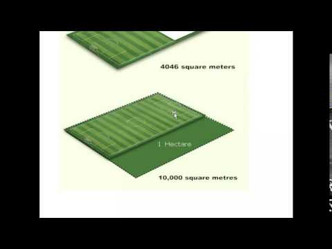 Floor Area And Square Meters Youtube