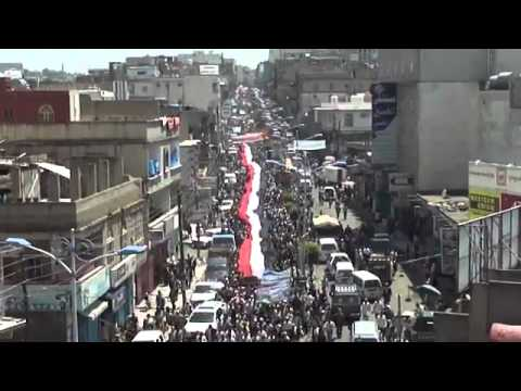 Monday's protest province IBB 30.5.2011