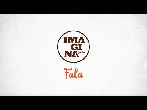 ImaginaSamba - Fala (Lyric Vídeo)
