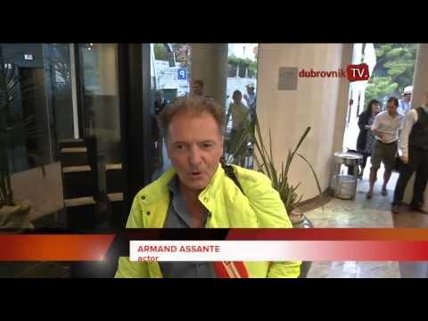 dubrovniktoday.net - Armand Assante arrived in Dubrovnik I Croatia