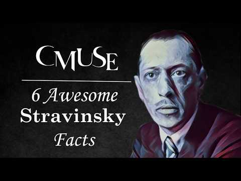 6 Awesome Stravinsky Facts