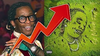 "How Young Thug Stopped FLOPPING With ""So Much Fun"" Selling 127k First Week!"