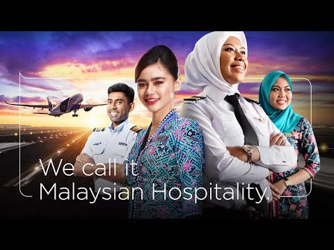 Malaysia Airlines | We call it Malaysian Hospitality