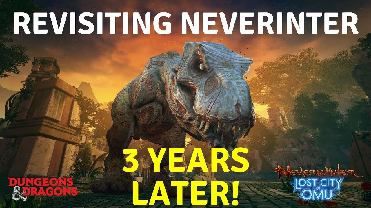 Does Neverwinter STILL Suck....... 3 Years Later! - My Update Video