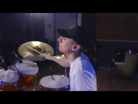The PB Underground 'Little Man' Drum Cover Alexander Savva