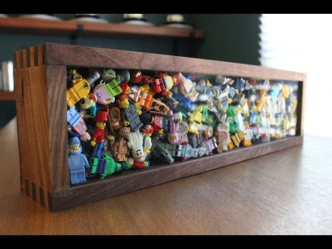 A Shadowbox for My Lego Minifigures