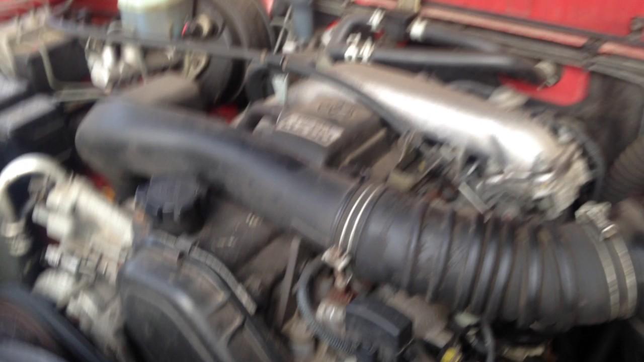 Toyota Land Cruiser Prado J90 3.0 TD 1KZ-T engine start up and rev sound - YouTube