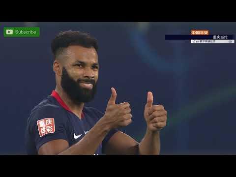 Qingdao Huanghai 0 - [1] Chongqing Lifan - Fernandinho goal 58'