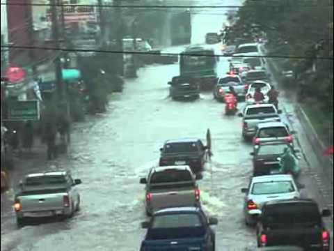 ข่าวน้ำท่วม น้ำท่วมหาดใหญ่ ข่าวน้ำท่วมภาคใต้