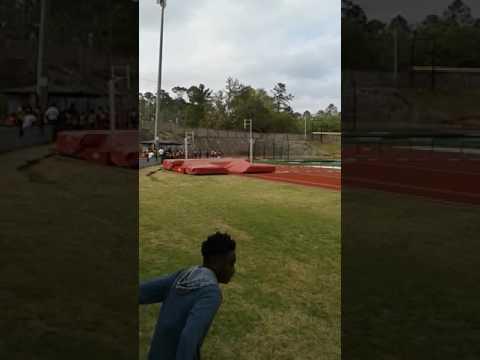 Bainbridge Middle School HUGH MILLS STADIUM Boys Hurdle